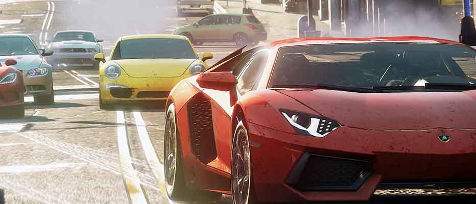 Need For Speed: Most Wanted a Criterion Game